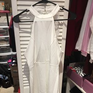 Dresses & Skirts - White Sexy Bodycon Dress